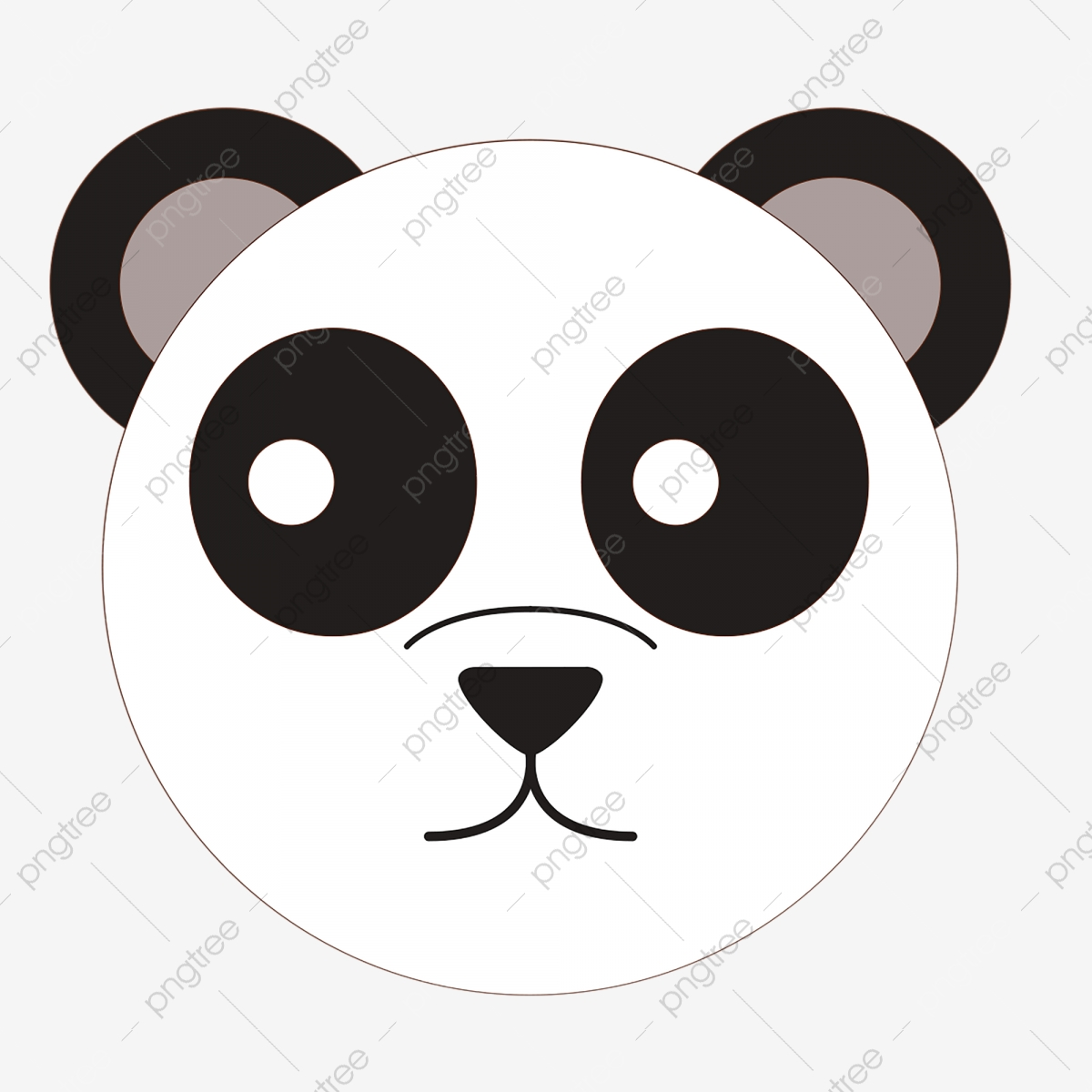 Gambar Kartun Panda Hitam Dan Putih Avatar Panda Comel Panda Gambar Panda Gambar Percuma Panda Kartun Kepala Ilustrasi Percuma Kartun Panda Hitam Dan Putih Kartun Panda Kartun Kepala Ilustrasi Percuma Png Dan