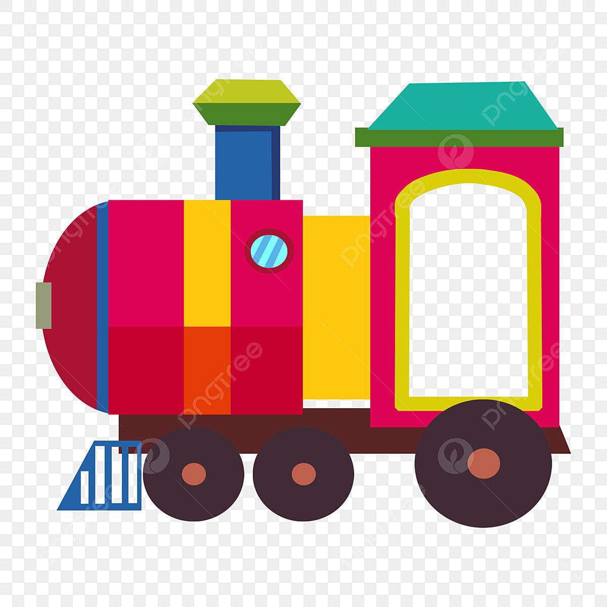 قطار كرتون Png الصور ناقل و Psd الملفات تحميل مجاني على Pngtree