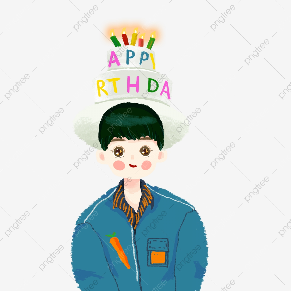 Stupendous Cute Little Boy Cute Boy Birthday Cake Png Transparent Clipart Birthday Cards Printable Nowaargucafe Filternl