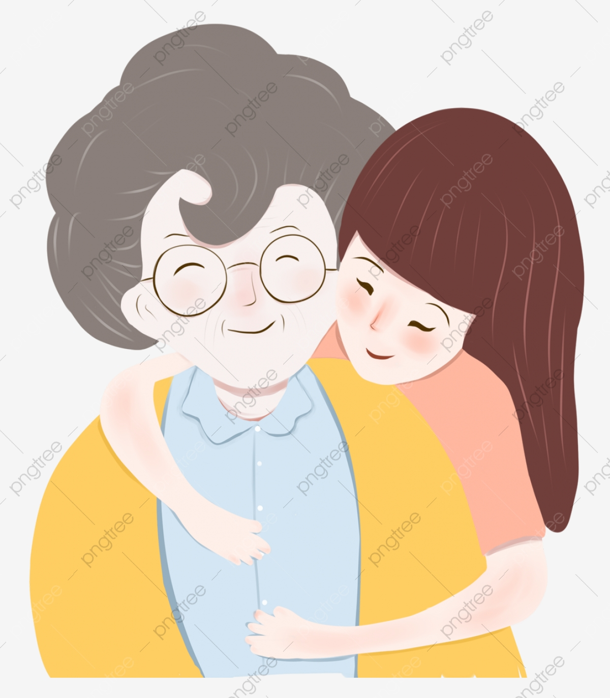 Gambar Ibu Anak Perempuan Gembira Pelukan Memeluk Ibu Ibu Png Dan Psd Untuk Muat Turun Percuma