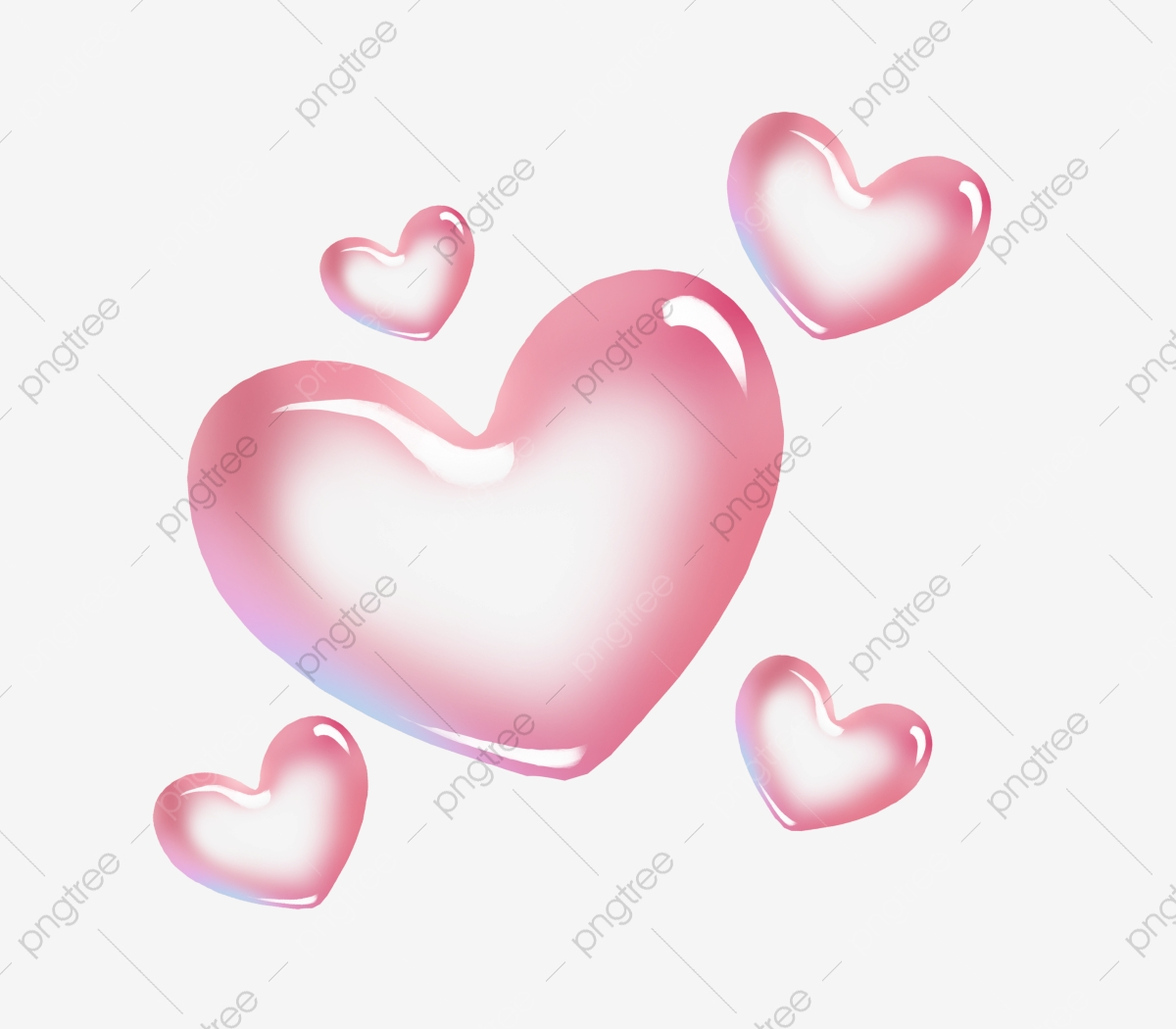 Red Heart Clipart I2clipart Royalty Free 3