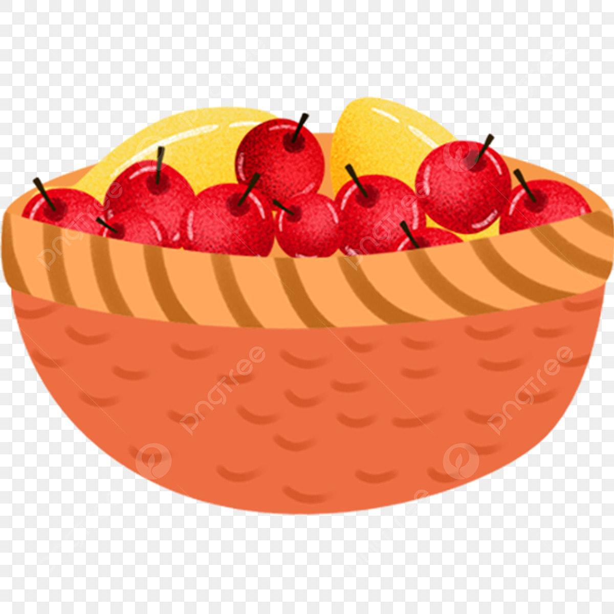 الفاكهة طبق فاكهة سلة سلة فواكه كومبوت طبق فاكهة سلة Png وملف Psd للتحميل مجانا