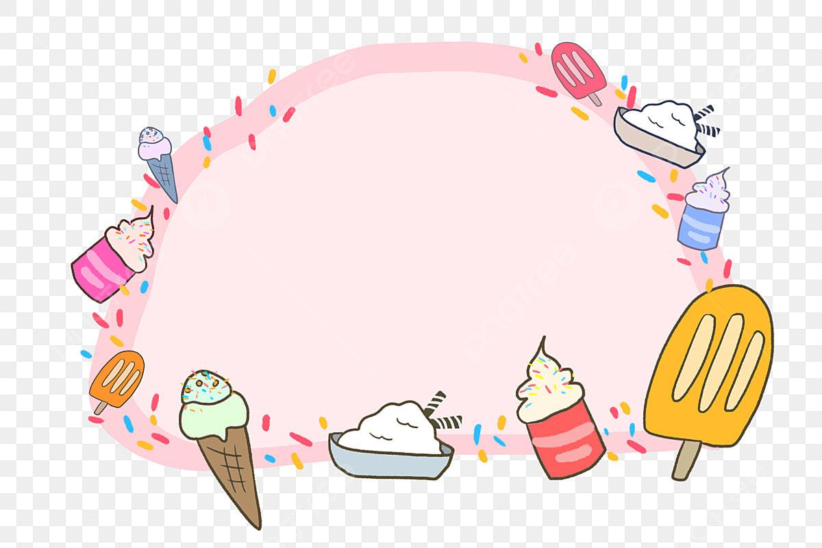 Desserts clipart frame, Desserts frame Transparent FREE for download on  WebStockReview 2020