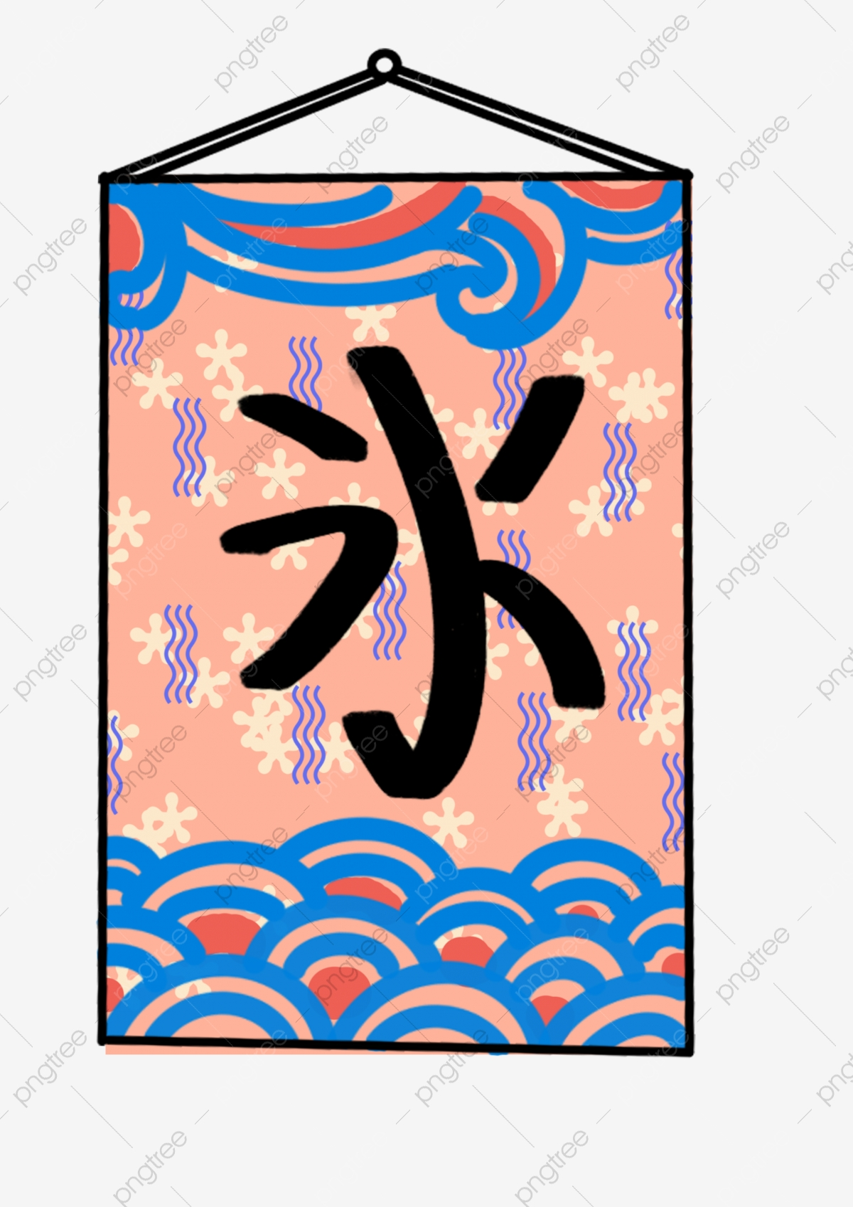 Ilustracion De Letrero Japones Letrero Japones Ilustracion De