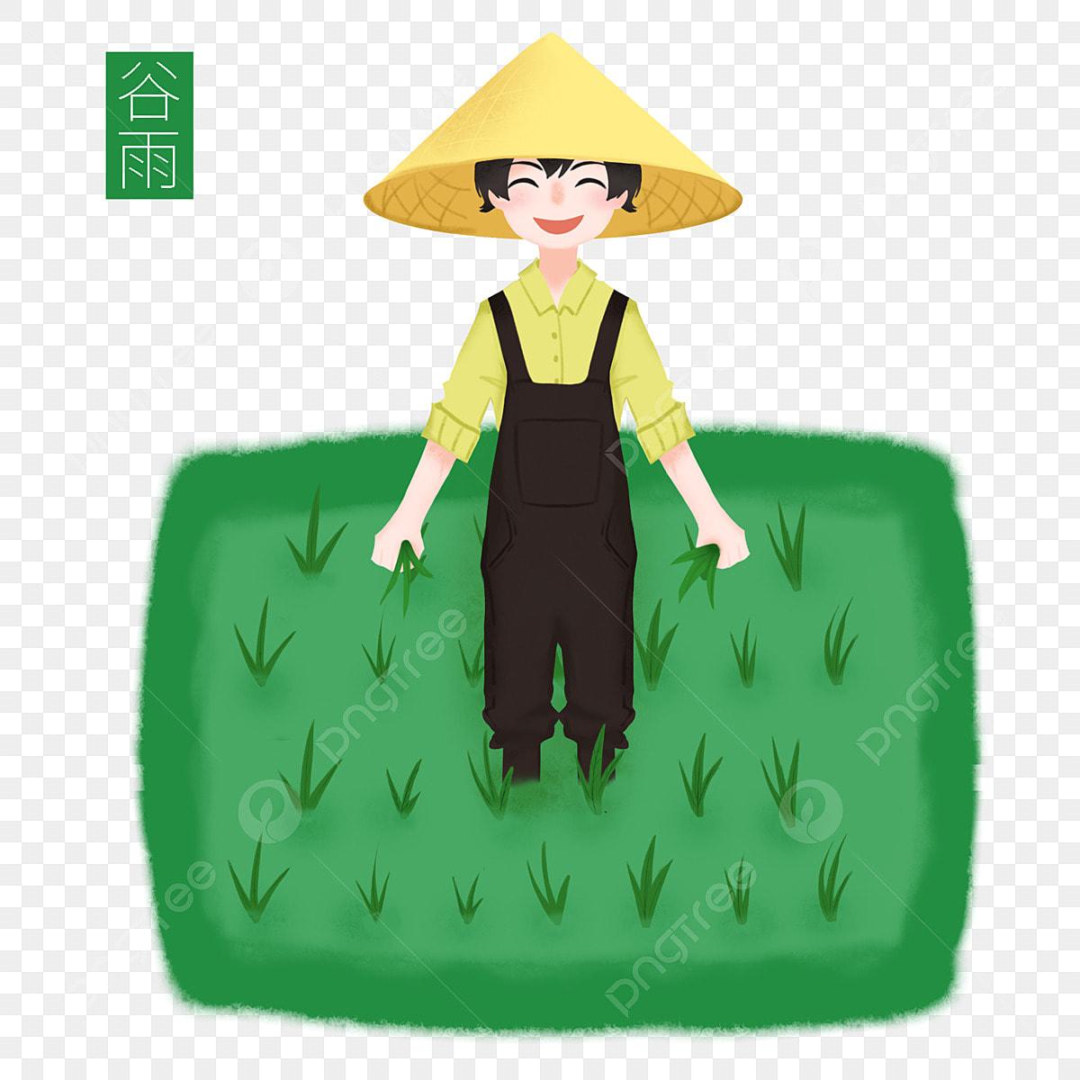 Illustration Du Personnage Gu Yu Le Petit Garçon La Bagarre