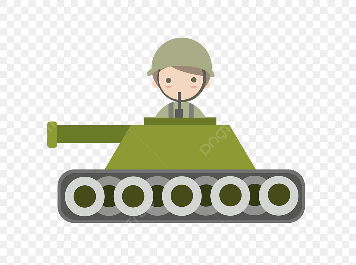 Illustration De Dessin Animé Illustration Militaire