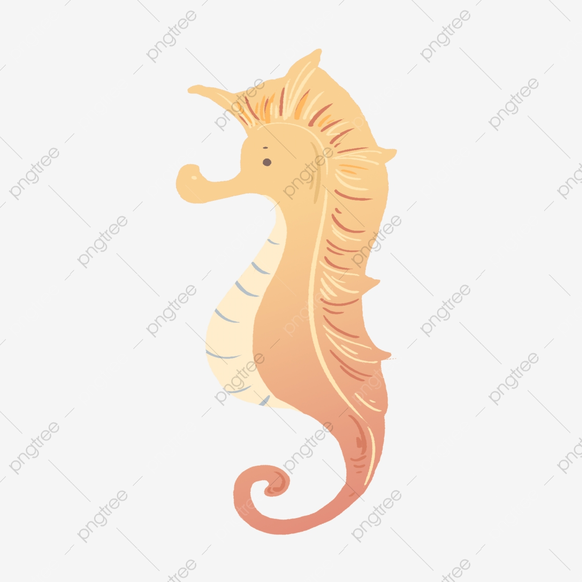 Ocean Gradient Beautiful Seahorse Gradient Ocean Beautiful Png Transparent Clipart Image And Psd File For Free Download