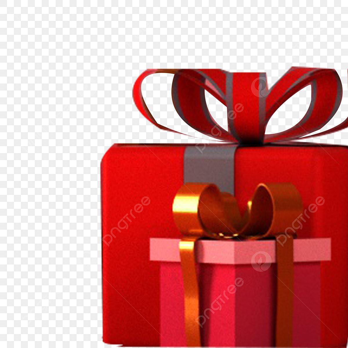 Beg Hadiah Kotak Hadiah Merah Kotak Hadiah Fesyen Kotak