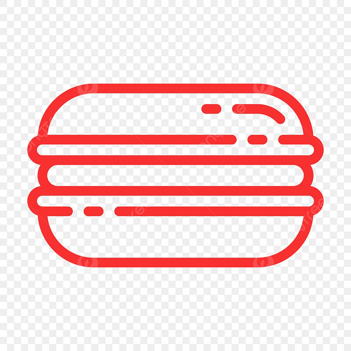 Burger Délicieux Pâtisseries De Petit Déjeuner Pâtisseries