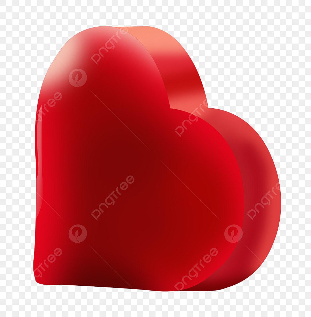 Trái Tim đỏ Trái Tim Ba Chiều Màu đỏ Trái Tim Màu đỏ đẹp