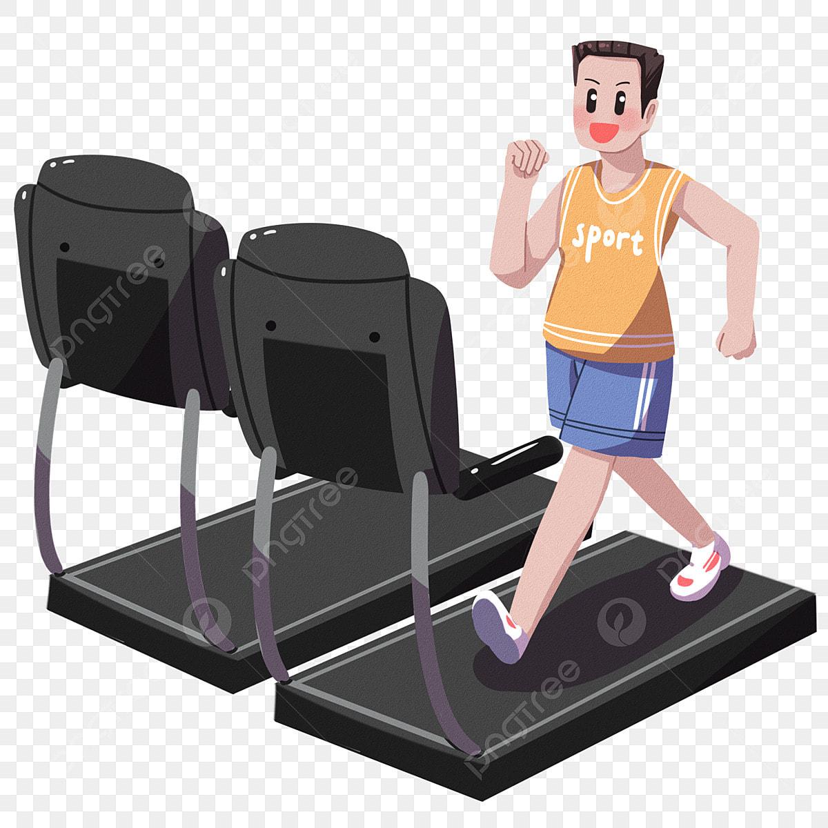 Figure De Remise En Forme Sportive Fitness En Cours D