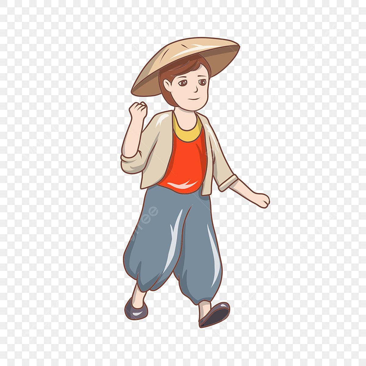 Boy Cartoon PNG Vector And PSD Files