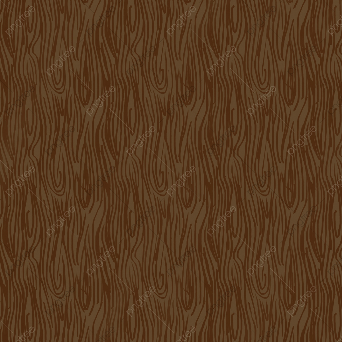 Wood Plank Wood Grain Texture Brown Cartoon Stick Figure Simple Hook Line Free Buckle, Plank ...