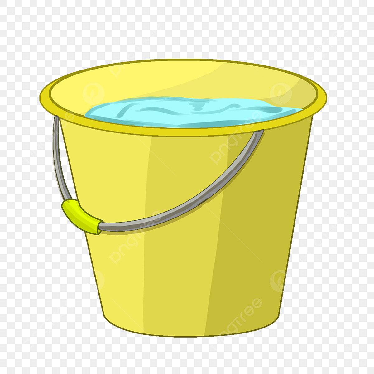 Вода в ведре картинка