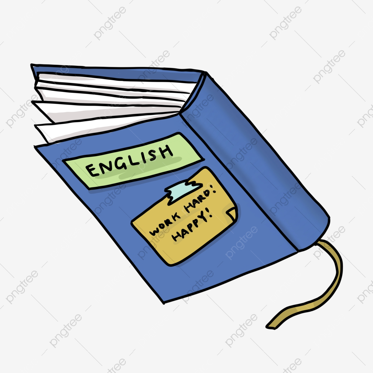 Livre Anglais Anglais Un Livre Anglais Bleu Livre Anglais