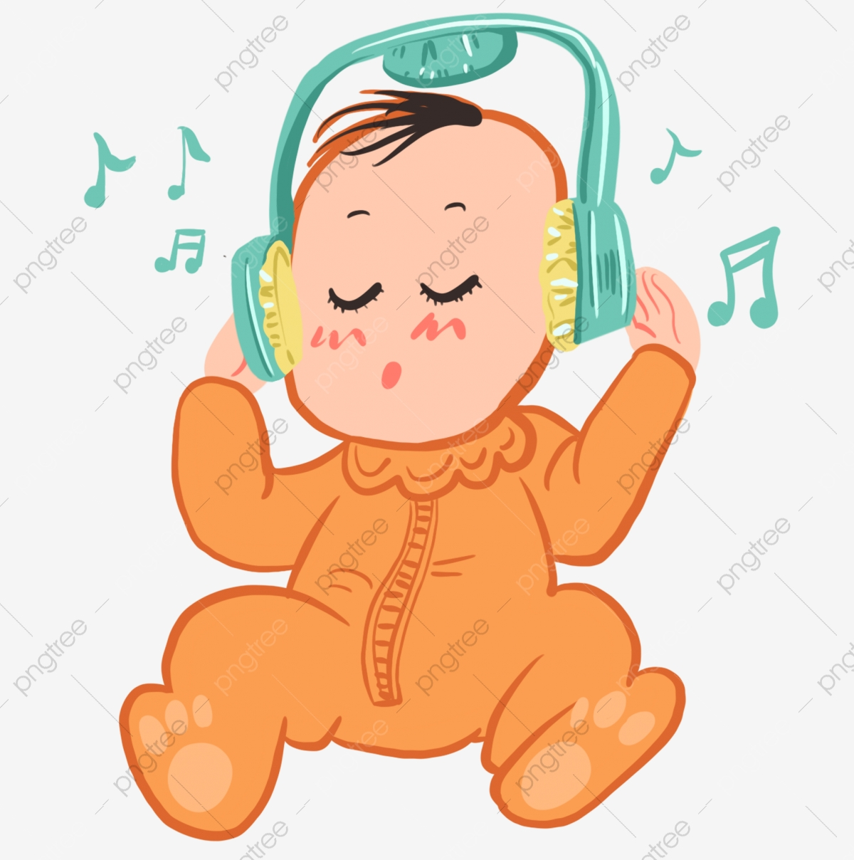 Listening To Music transparent background PNG cliparts free download    HiClipart