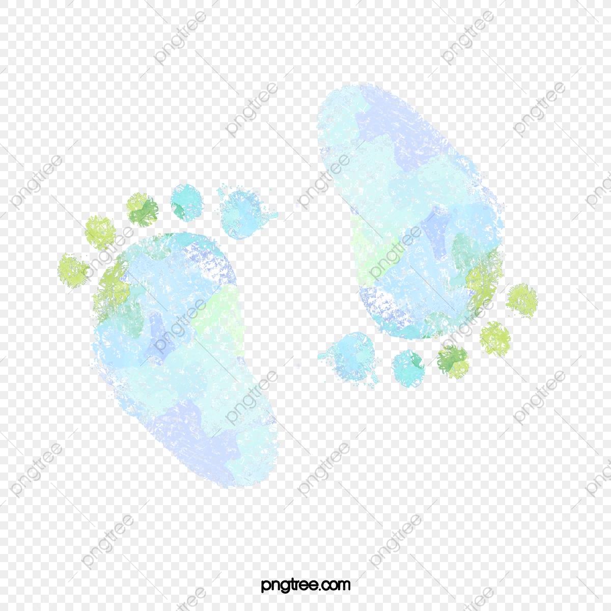 Huella cdr, huellas de bebe PNG Clipart | PNGOcean