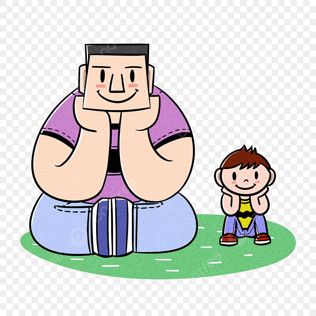 Kartun Bapa Bapa Bapa Dan Anak Bapa Kartun Dan Anak Bapa