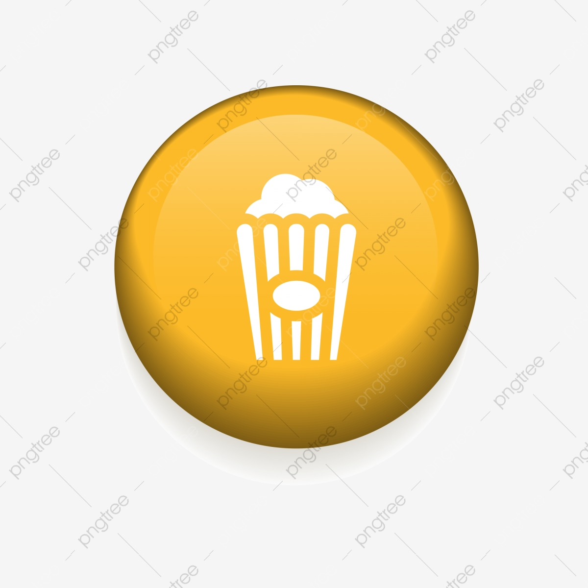 cartoon popcorn icon download snack icon popcorn casual icon png transparent clipart image and psd file for free download pngtree
