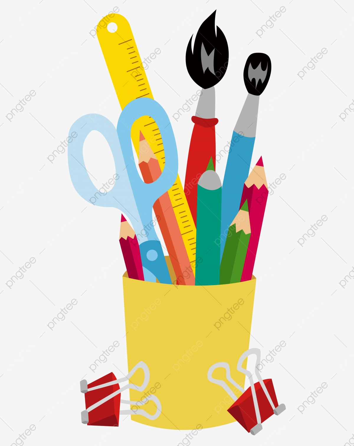 cartoon vector stationery cute pen holder cartoon vector stationery cute pen holder writing homework png and vector with transparent background for free download https pngtree com freepng cartoon vector stationery cute pen holder 4749835 html