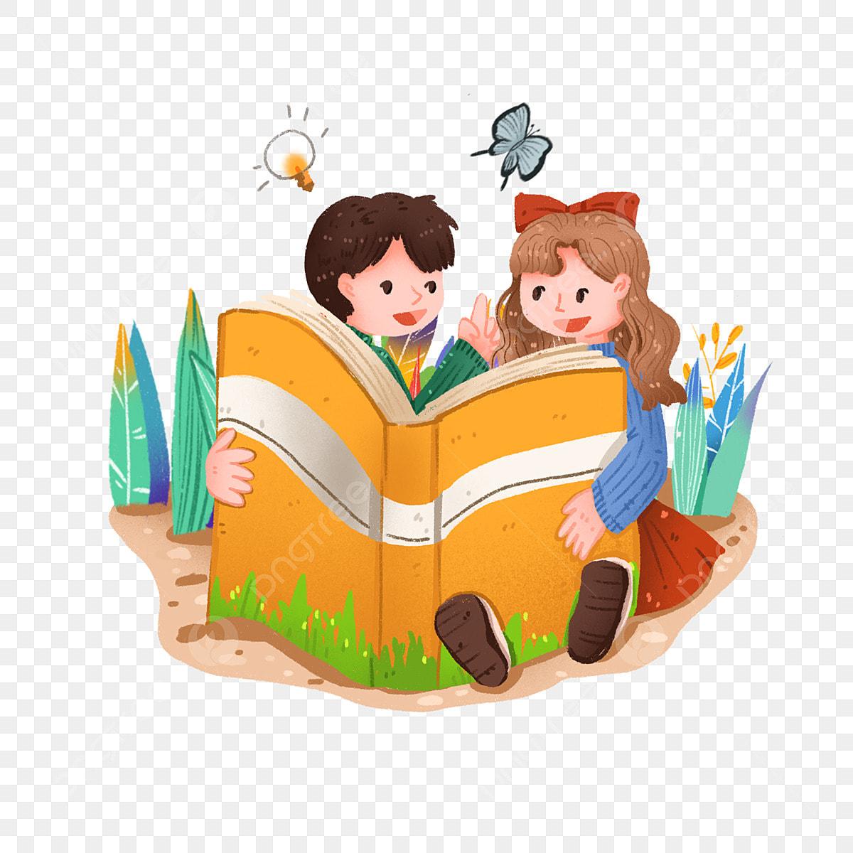 Free Children Reading Books Clipart, Download Free Clip Art, Free Clip Art  on Clipart Library