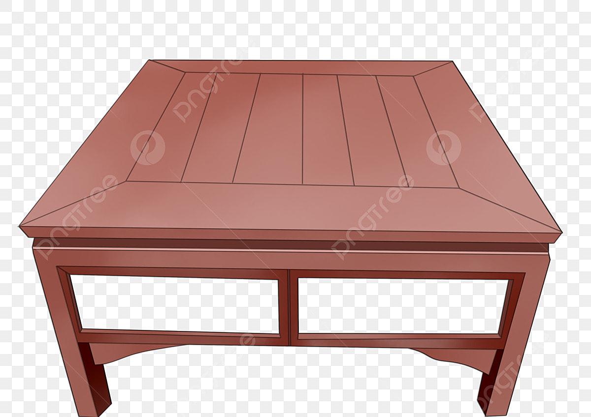 Table A Manger Originale table en bois originale table en chêne rouge table à manger