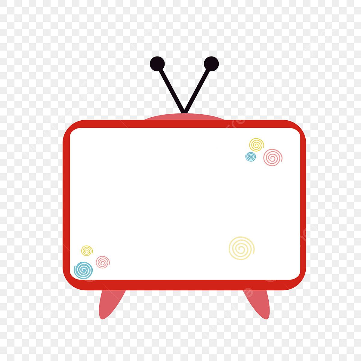 لطيف تلفزيون مربع حوار مزخرف مربع حوار أحمر جذاب تلفزيون حوار زخرفي Png والمتجهات للتحميل مجانا