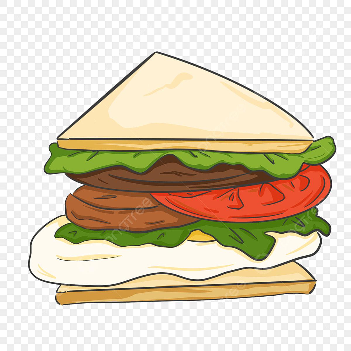 Delicious Sandwich Sandwich Delicious Meatloaf Png Transparent