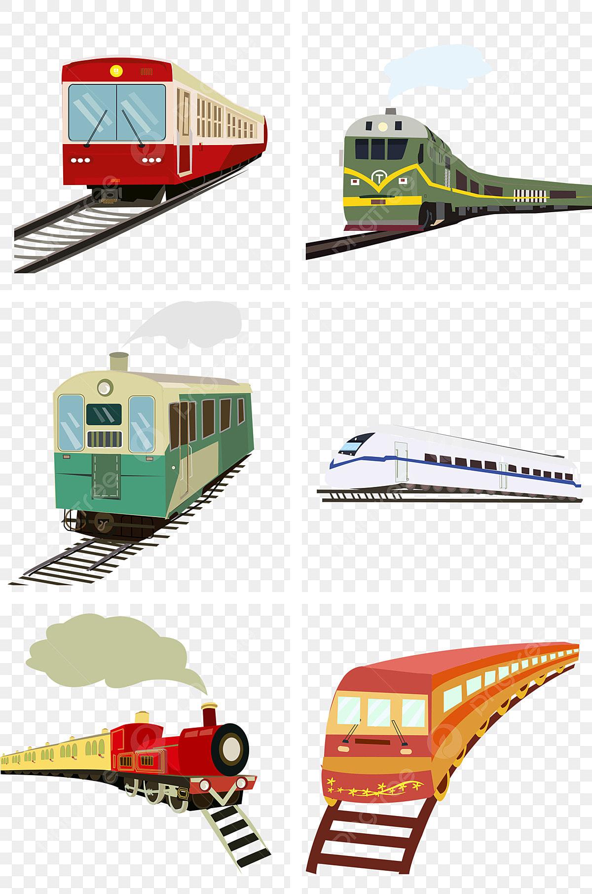 Keretapi Perlahan Bergerak Keretapi Kulit Hijau Cina Penuh