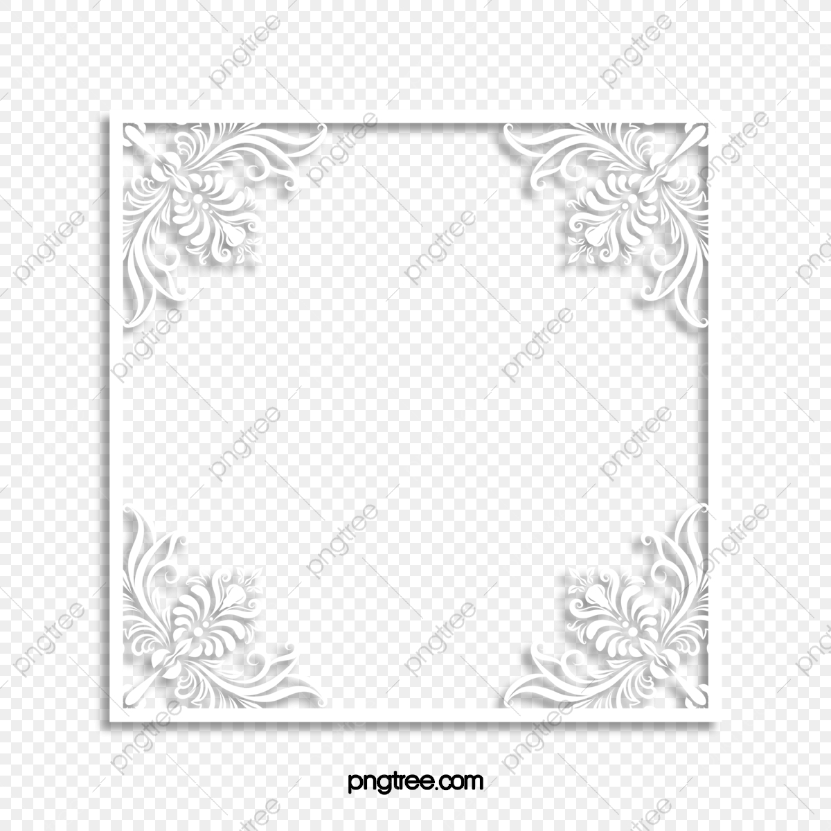 Wedding Frame Png Images Vector And Psd Files Free Download On Pngtree