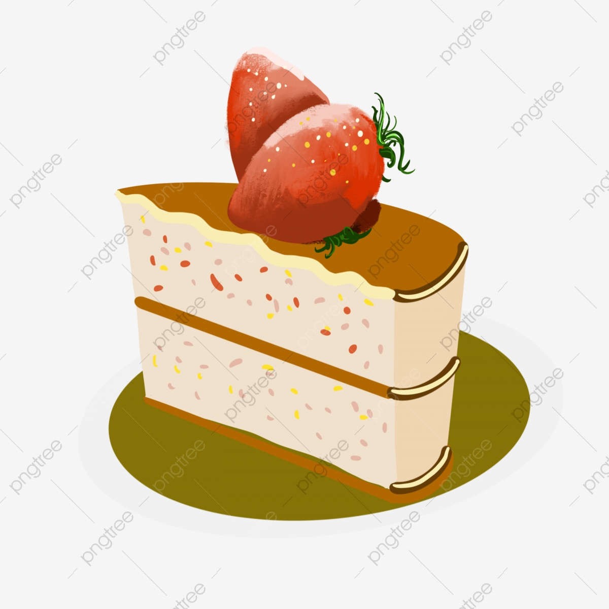 Awe Inspiring Half Birthday Cake Strawberry Cake Birthday Celebration Png Personalised Birthday Cards Paralily Jamesorg