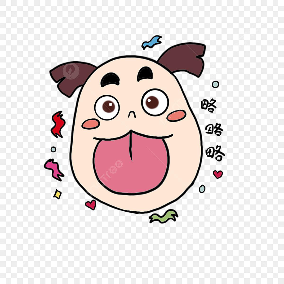 Gambar Smiley Ekspresi Ekspresi Lucu Ungkapan Kartun Lidah Ekspresi Lucu Lucu Png Dan Psd Untuk Muat Turun Percuma