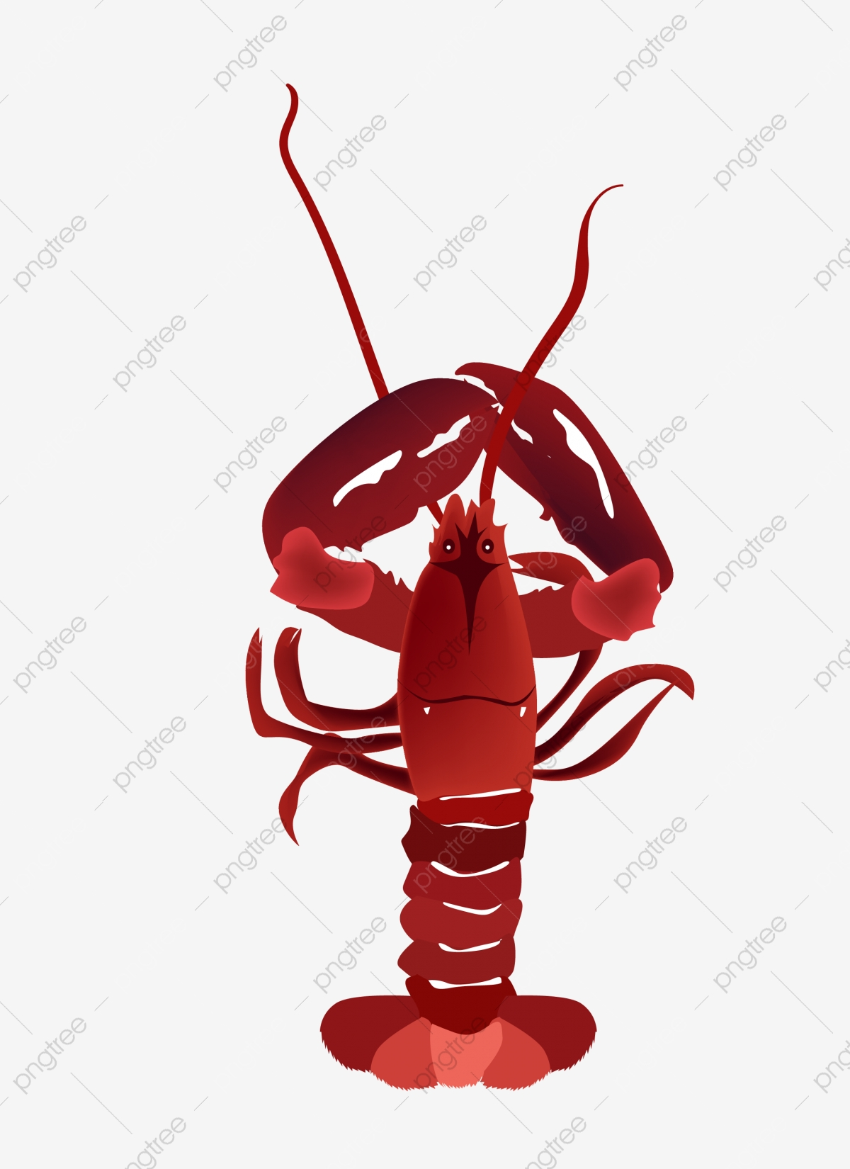 Live Shrimp Aquatic Seafood Lobster Seafood Live Shrimp Aquatic Products Png And Vector With Transparent Background For Free Download