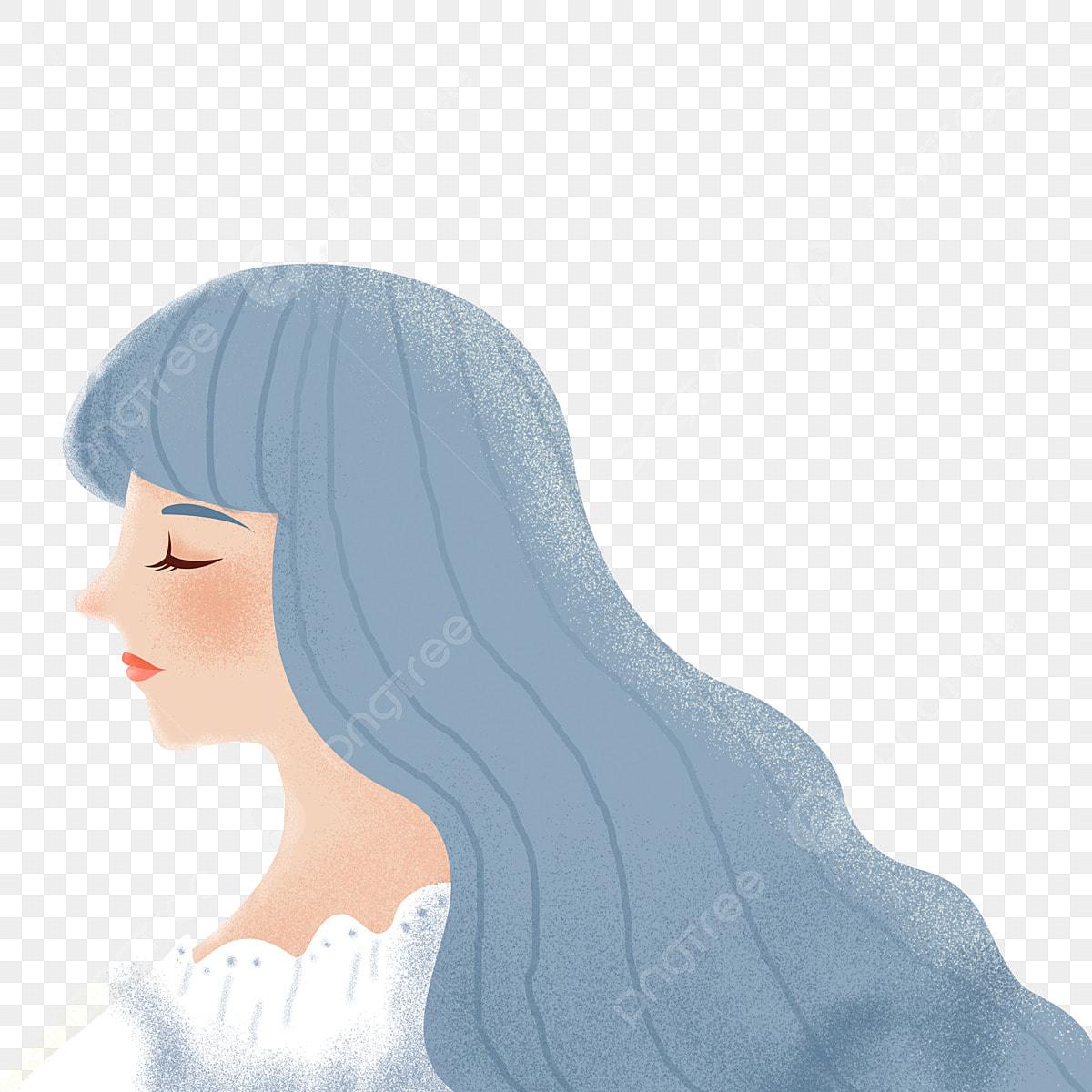 Gambar Kartun Wanita Rambut Panjang Gambar Gadis Berambut Panjang Muat Turun Percuma Rambut Panjang Kelabu Gadis Berambut Panjang Kartun Gambar Percuma Png Dan Psd Untuk Muat Turun Percuma