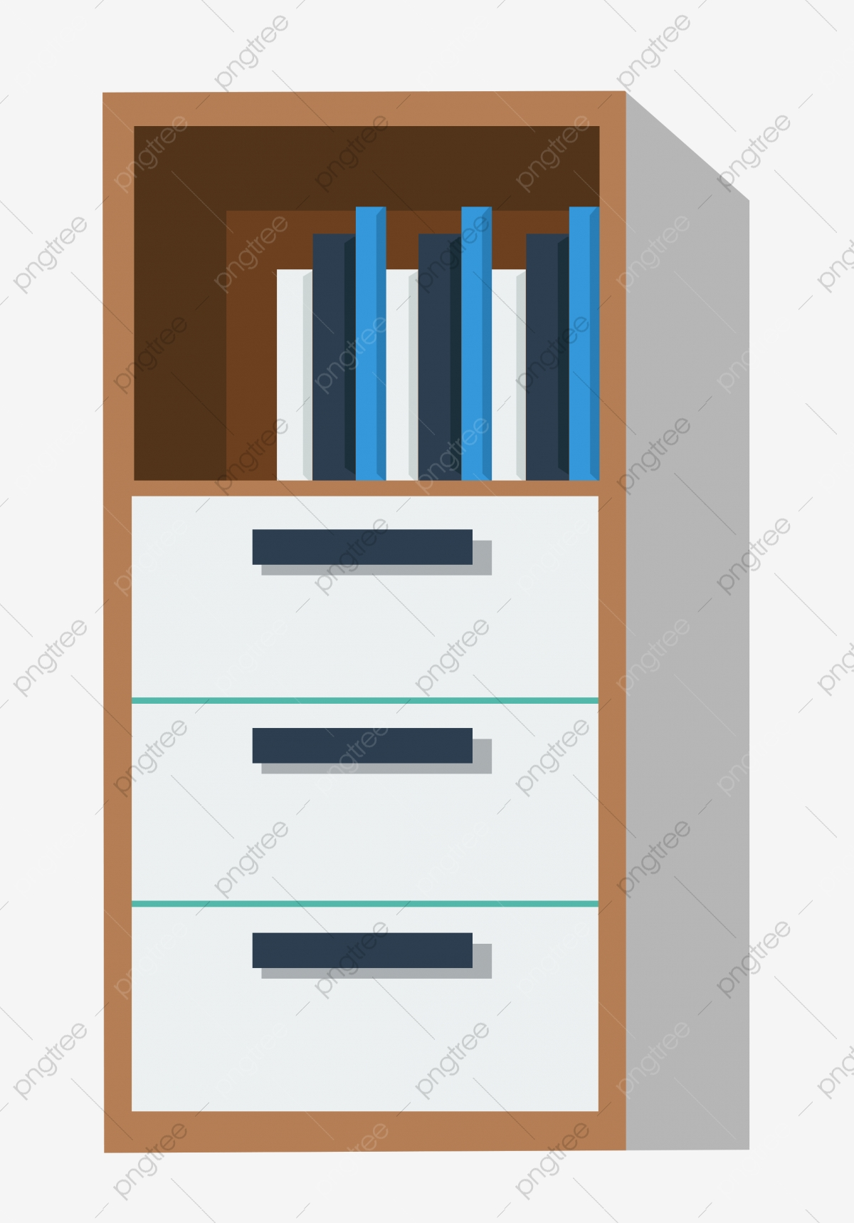 Office Furniture File Cabinet, Documents, Storage Cabinets ...