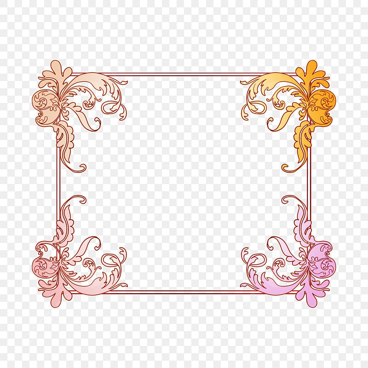 Boite A Fleurs Rose Illustration De Dessin Anime Illustration De