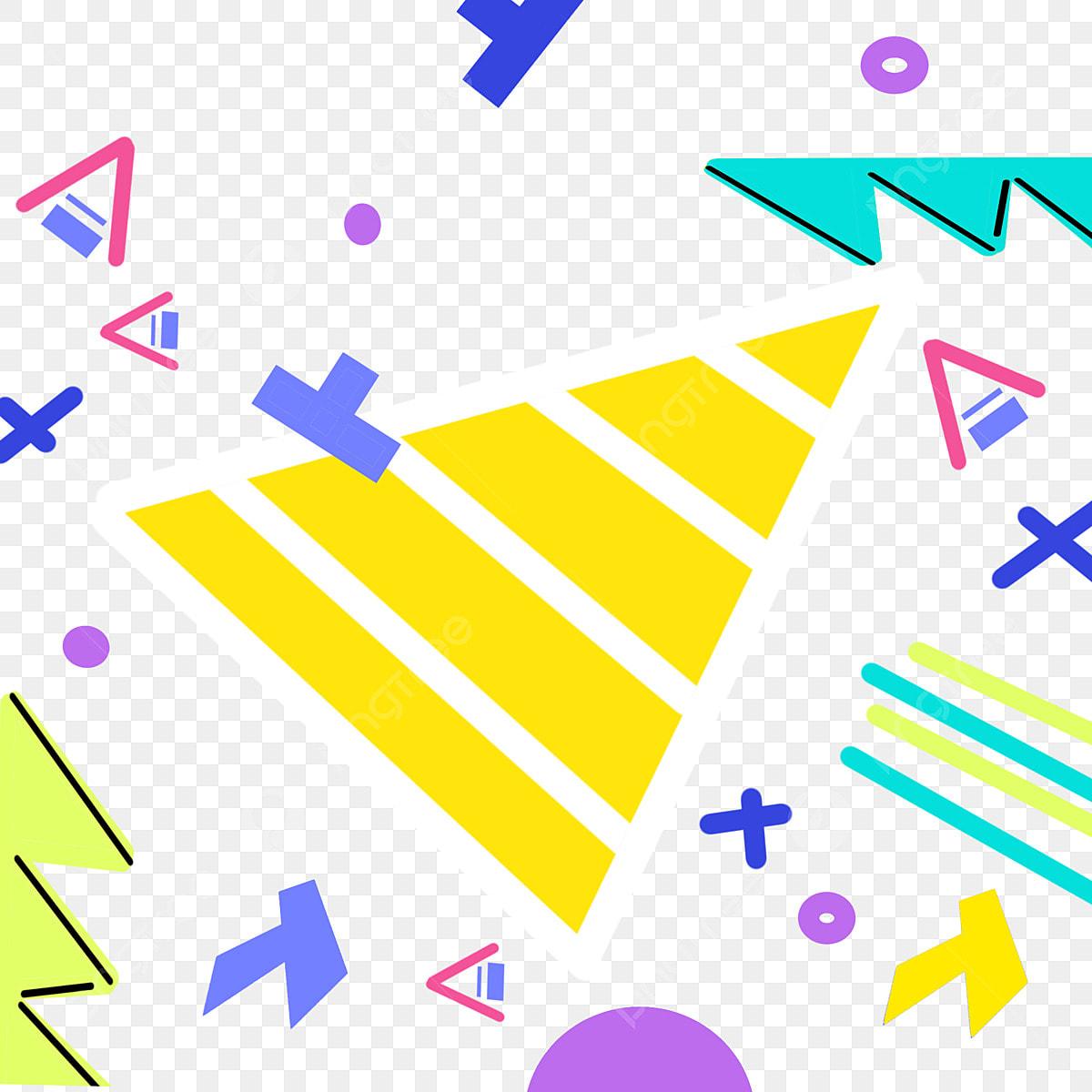 ジオメトリ ポップ不規則な三角形 ポップラウンド 壁紙 人気の不規則