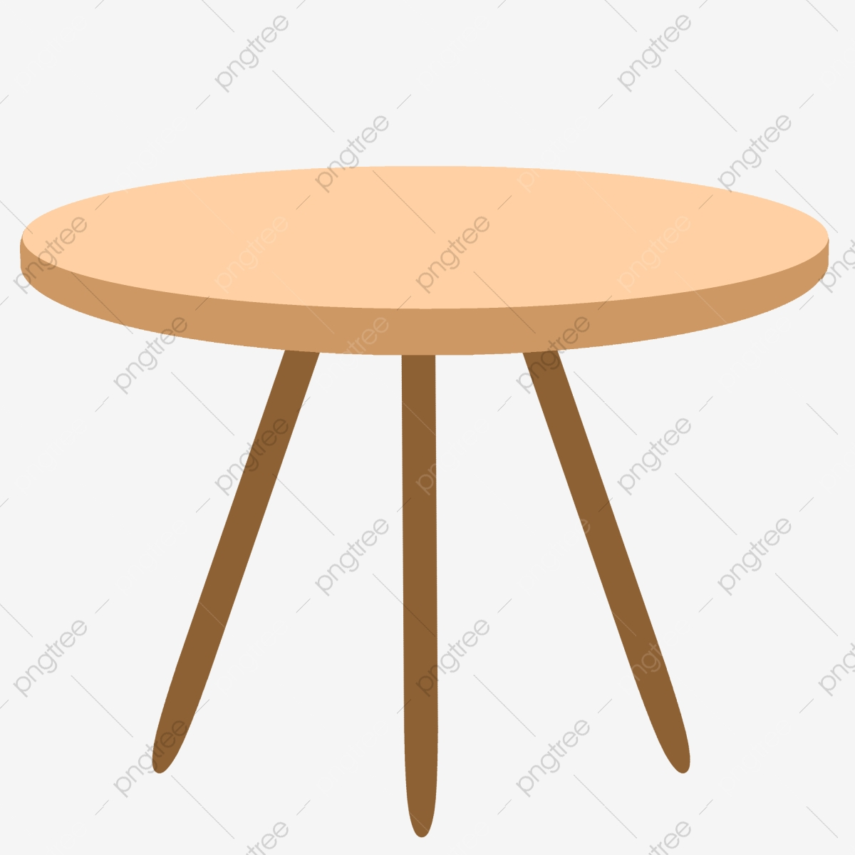 Round Table Triangle Table Home Decoration Section Png Picture Material Round Table Triangle Table Furniture Png Transparent Clipart Image And Psd File For Free Download