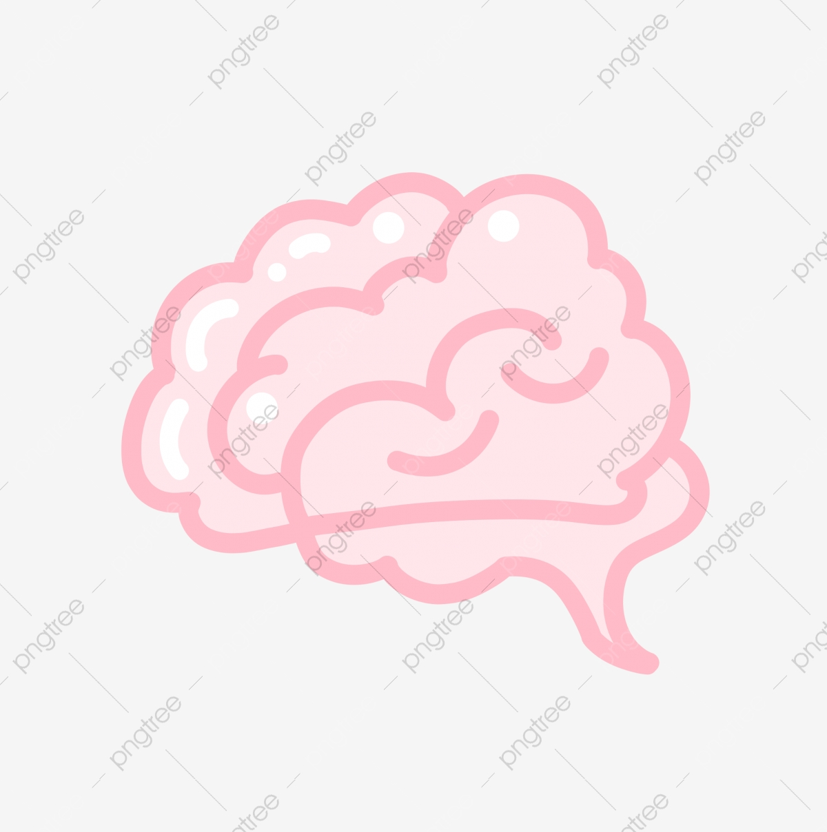 Clipart Free Stock Heart Big Image Png - Clip Art Of A Brain - Free  Transparent PNG Download - PNGkey