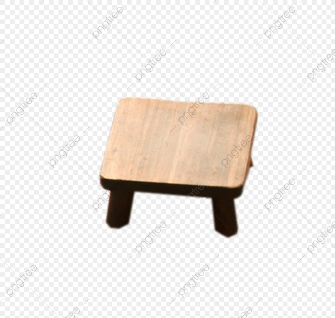 Admirable Small Stool Sitting In The Courtyard Carbonized Wood Retro Theyellowbook Wood Chair Design Ideas Theyellowbookinfo