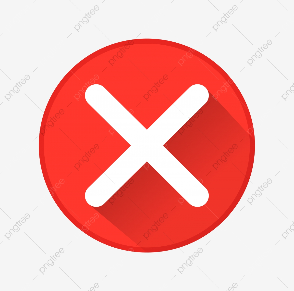 accept image png jpg true and false symbols accept rejected for evaluation vector
