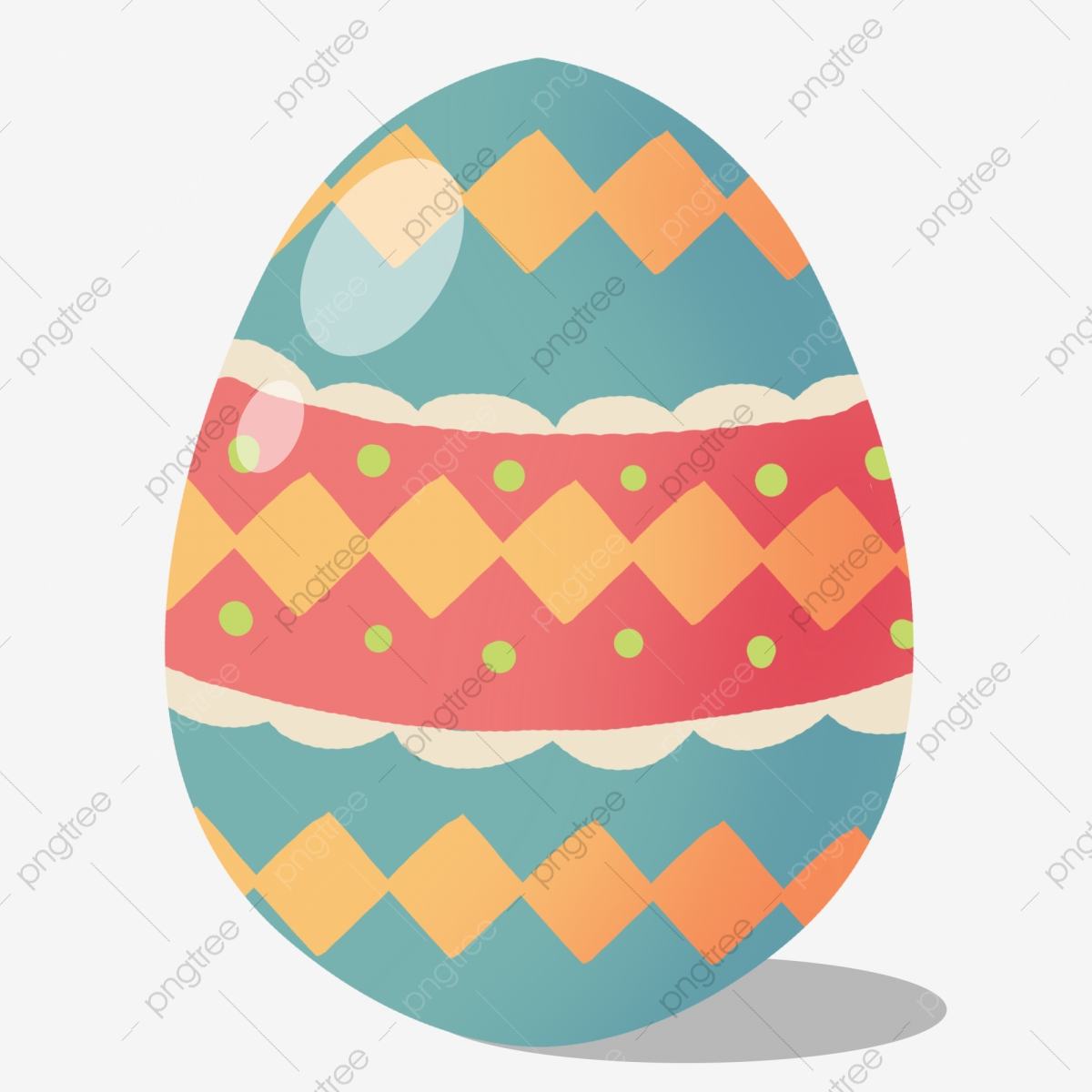 Green Dotted Easter Egg with Red Bow PNG Clipart | Easter bunny pictures,  Easter colors, Easter egg designs