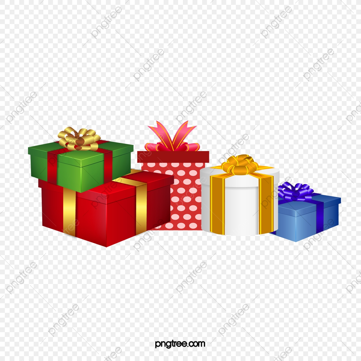 Christmas Gift Png Vector Psd And Clipart With Transparent Background For Free Download Pngtree