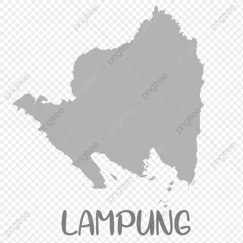 Gambar Berkualiti Peta Lampung Adalah Wilayah Indonesia Peta Ilustrasi Grafik Png Dan Vektor Untuk Muat Turun Percuma