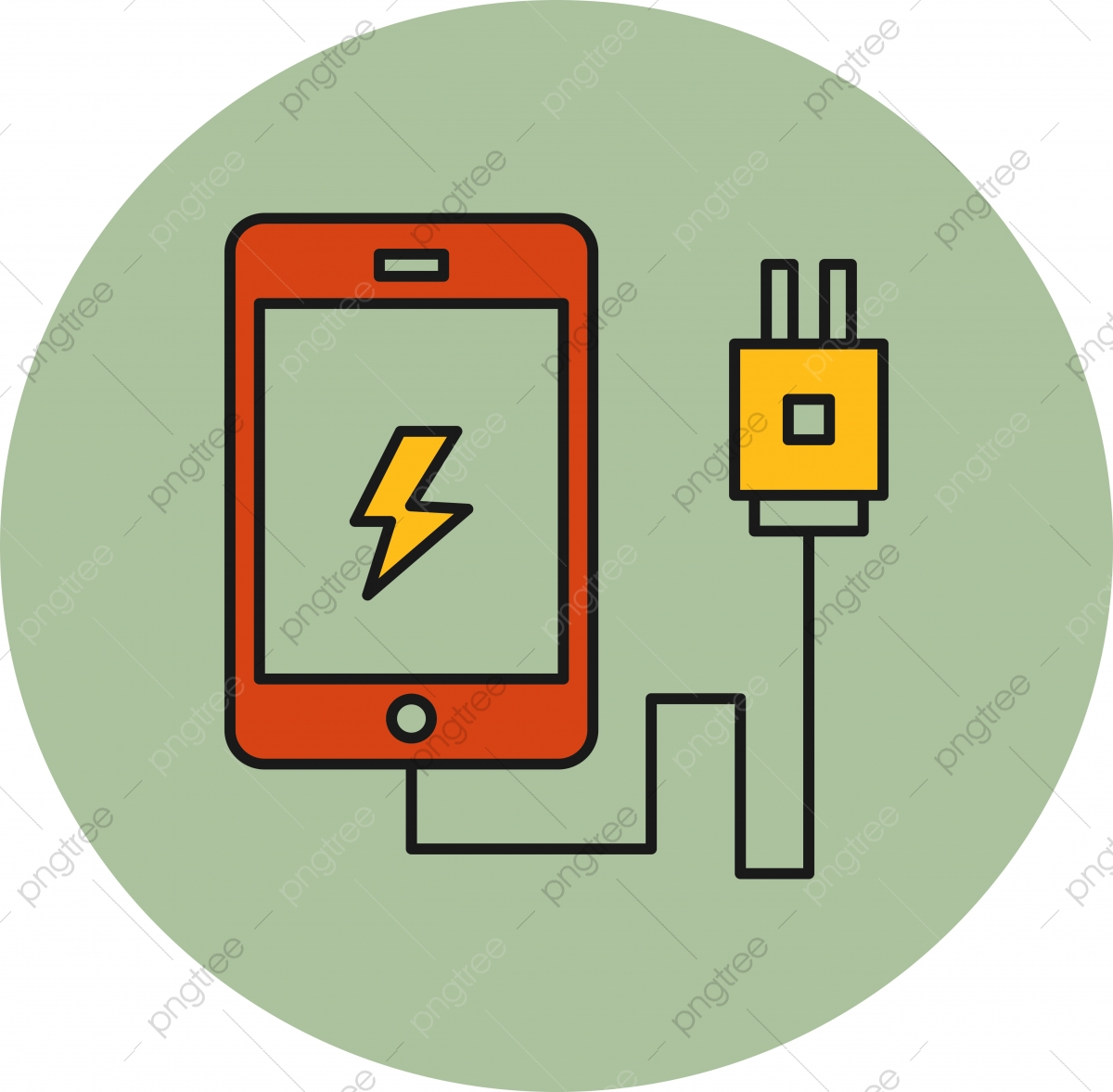 Battery Charging Icon For Your Project Battery Charging