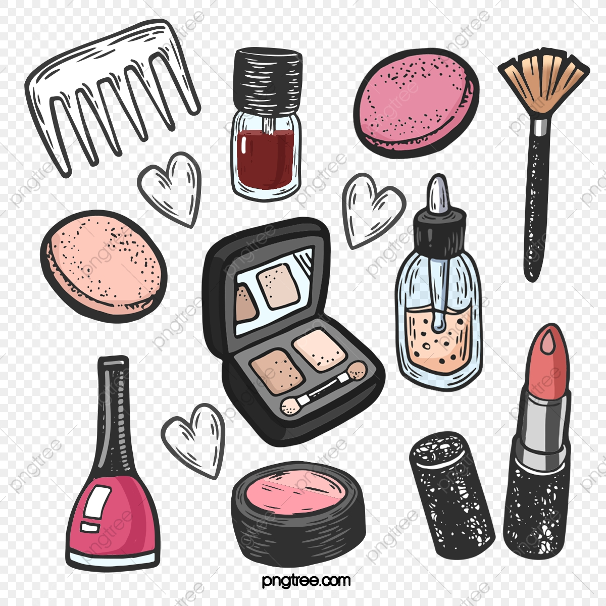 nail clipart png images vector and psd files free download on pngtree https pngtree com freepng cosmetics 4814814 html