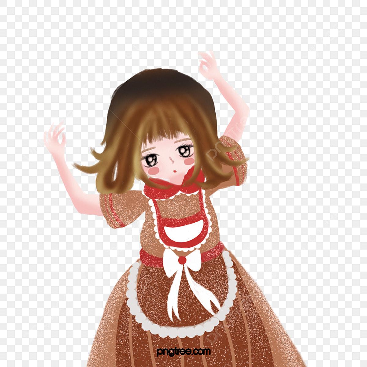 Ilustrasi Watak Gadis Kecil Yang Lucu el Gadis Kecil