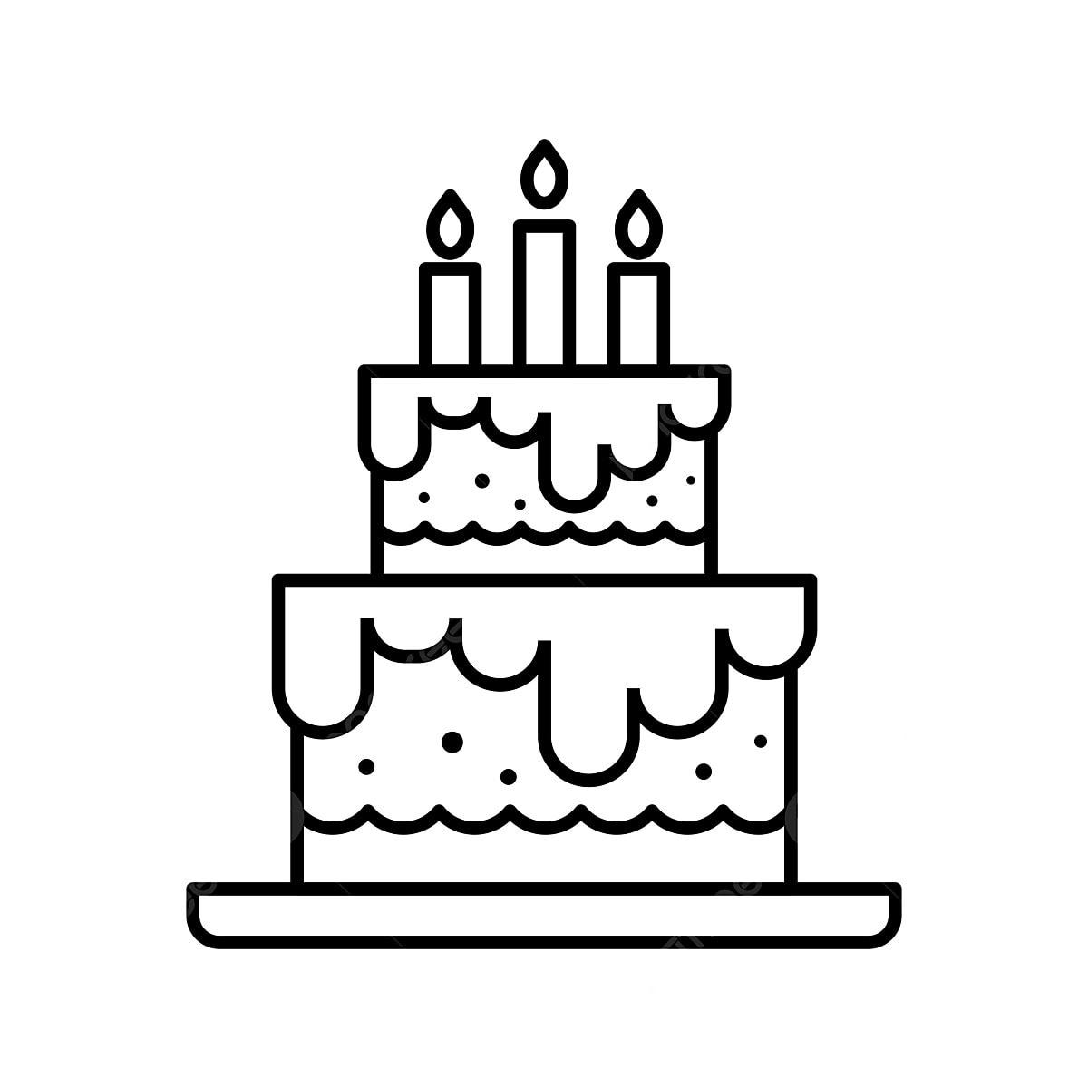 Prime Happy Birthday Cake Icon For Your Project Happy Birthday Cake Funny Birthday Cards Online Kookostrdamsfinfo