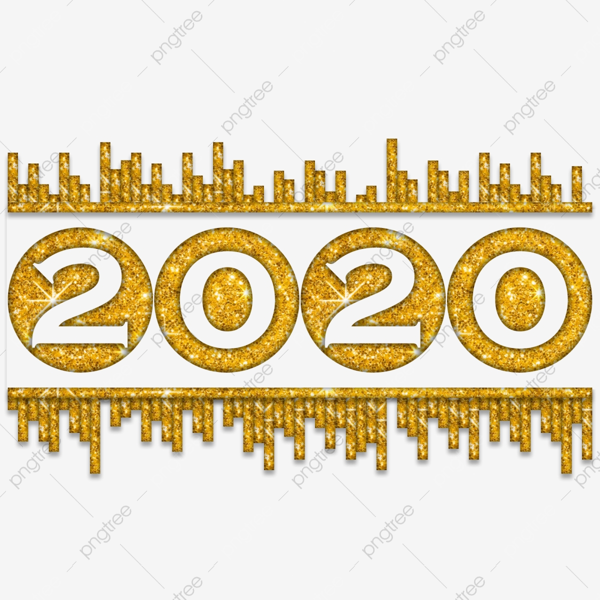Happy New Year Clipart 2020 49