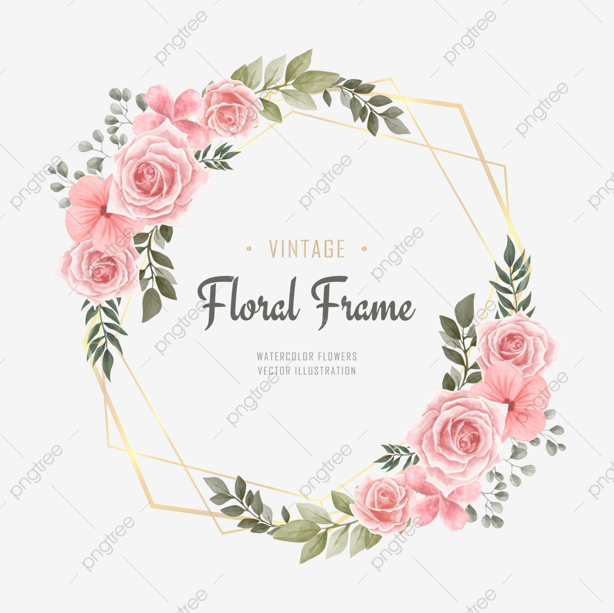 flower frame png vector psd and clipart with transparent background for free download pngtree https pngtree com freepng watercolor floral flower frame background 4836576 html